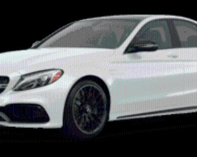 2018 Mercedes-Benz C-Class C 63 S AMG