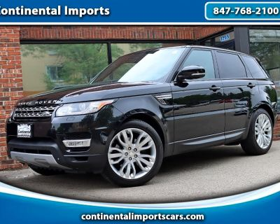 Used 2014 Land Rover Range Rover Sport 3.0L V6 Supercharged HSE