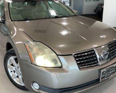 2004 Nissan Maxima 3.5 SL
