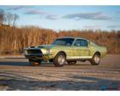 1968 Shelby Mustang GT500KR Fastback V8