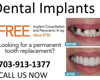 Dental Implant Dentistry In Springfield, Va