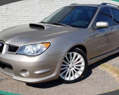 2006 Subaru Impreza WRX Limited