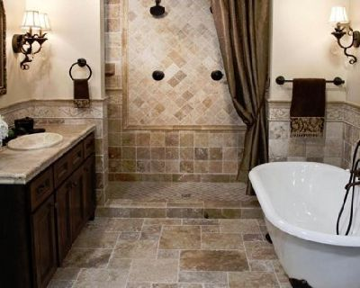 Go for Nothing But the Best When Remodeling your Bathroom