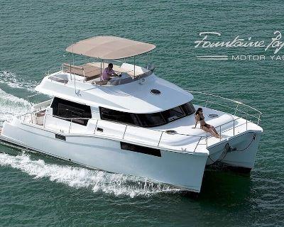 Significantly Discounted! 40' Catamaran Motor Yacht - Stock Island