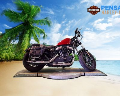 Pre-Owned 2020 Harley-Davidson Forty-Eight XL1200X
