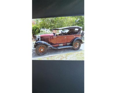 1924 Willys Whippet