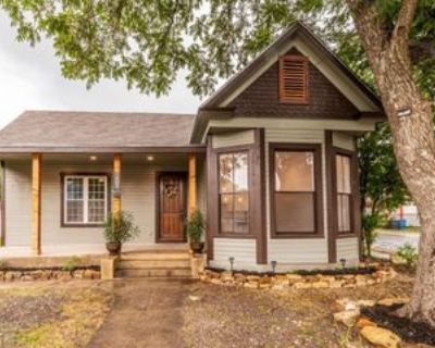 1402 Burleson, San Antonio, TX 78202 3 Bedroom Apartment