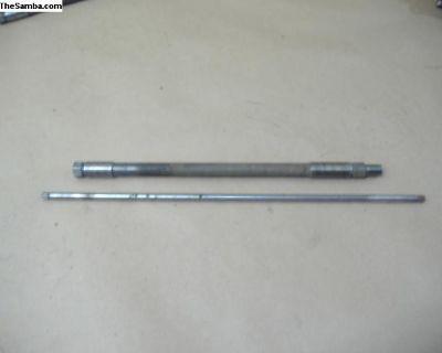 "VW Type 3 automatic pump shaft 19-7/8"" long"
