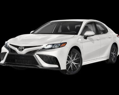 New 2022 TOYOTA Camry SE 4 door Front Wheel Drive