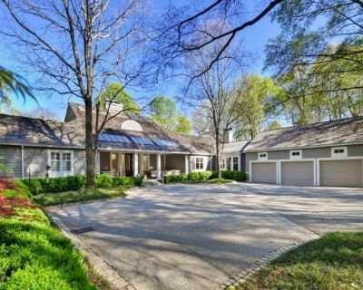 1925 West Paces Ferry Road NW Atlanta, GA 30327 4 Bedroom House For Sale