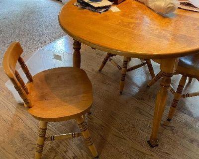 White Moving/Estate Sale