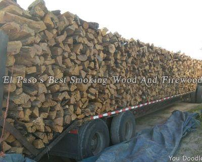 Oak Mesquite and Pecan Wood