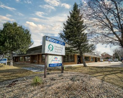 For Lease 1,397 SF with Monument Signage