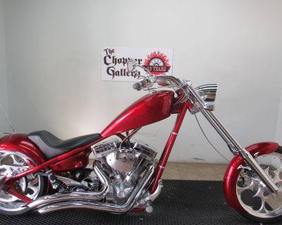 2006 Big Dog Motorcycles Ridgeback Cruiser Temecula, CA