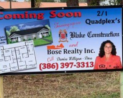 20 Sw 5th St, Lake Butler, FL 32054 2 Bedroom Apartment