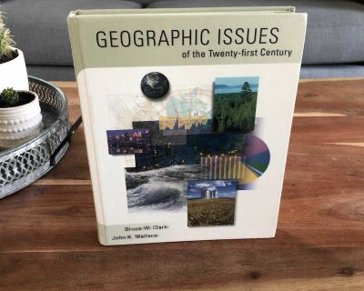 Geography Textbook Grade 10-11
