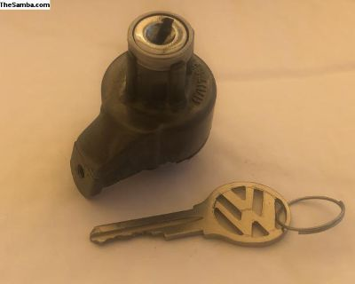 1961-1966 Ignition switch with VW key (tested)
