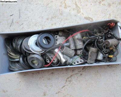 Porsche 356/912 Early Ignition Condensers 'n other
