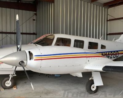 1980 Piper Seneca II PA-34-200T