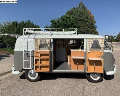 1966 Westfalia SO-42 Camper Bus