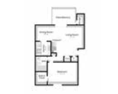 The Woods of Eagle Creek I - The Creek: One Bedroom Apartment