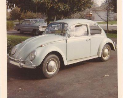 [WTB] 1965 VW sunroof sedan