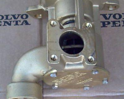 Volvo Penta Tamd 73 74 & 75 Raw Water Pump 3830699