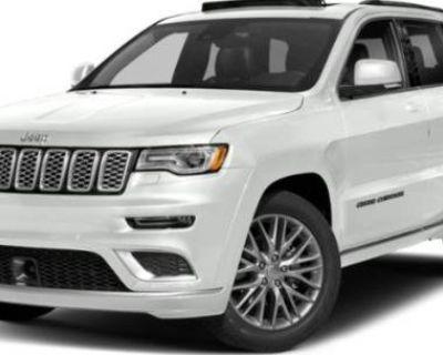 2018 Jeep Grand Cherokee Summit