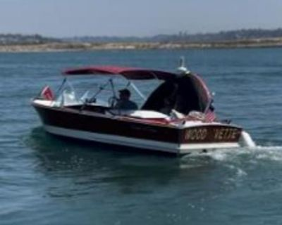 1963 Chris-Craft Ski Boat