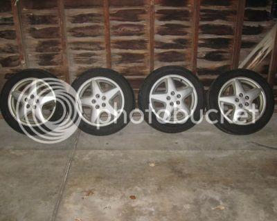 "Cavalier Z24 Wheels 16"" 5x100 - NOT FOR CRUZE"