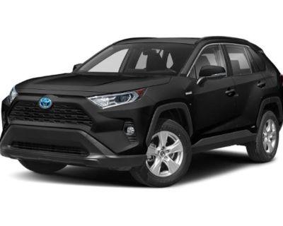 New 2021 Toyota RAV4 Hybrid XLE Premium AWD Sport Utility