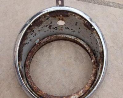 53 54 55 USA headlight bucket