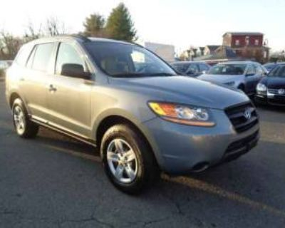 2009 Hyundai Santa Fe GLS AWD Manual