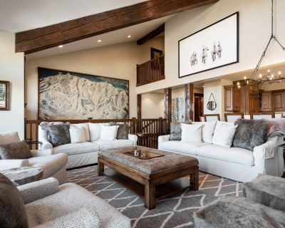 Winter Rates Reduced! Extravagant Cottage, Silver Star, #26, with easy access to funicular - Park City
