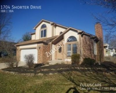 1704 Shorter Dr, Indianapolis, IN 46214 3 Bedroom House