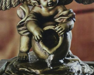 Phillip Moore's Angel Water Fountain