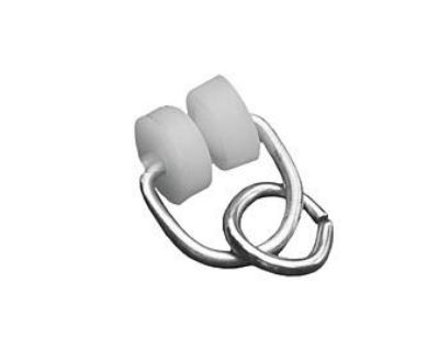 Rv Designer A101 Two Wheel Curtain Rollers