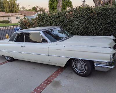 1963 Cadillac Coupe DeVille