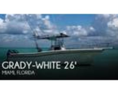 26 foot Grady-White 263 Chase