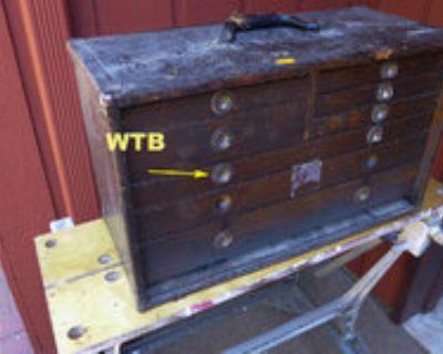 WTB: Wood Union Toolbox or Hardware