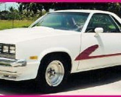 1978-1987 El Camino/malibu Urethane Ss Front Spoiler