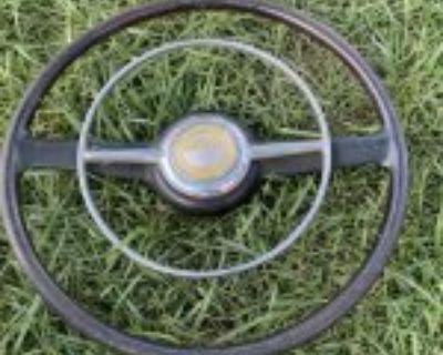 1946-1948 Ford steering wheel