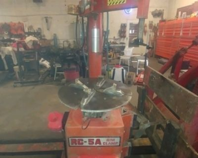 4 Sale or Trade Nice Coats Rim Clamp Tire Machine Delivery