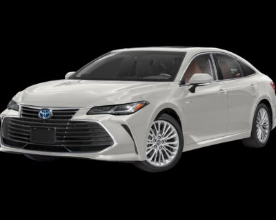 New 2021 Toyota Avalon Hybrid Limited FWD 4 In-Tranist