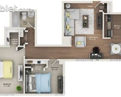 Two Bedroom In Plaza