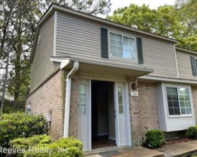 6701 Dickens Ferry Rd #20, Mobile, AL 36608 2 Bedroom House