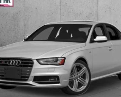 2014 Audi S4 Prestige