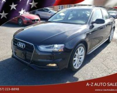 2014 Audi A4 Premium Plus Sedan 2.0T quattro Automatic