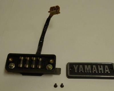 Yamaha Xv750 Xv 750 Virago Fuse Box