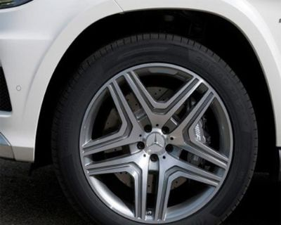 "Set (4) 22"" M Benz Gl350 Gl450 Ml350 Ml320 Ml500 Gl550 Ml420 Wheel & Tire Pkg"